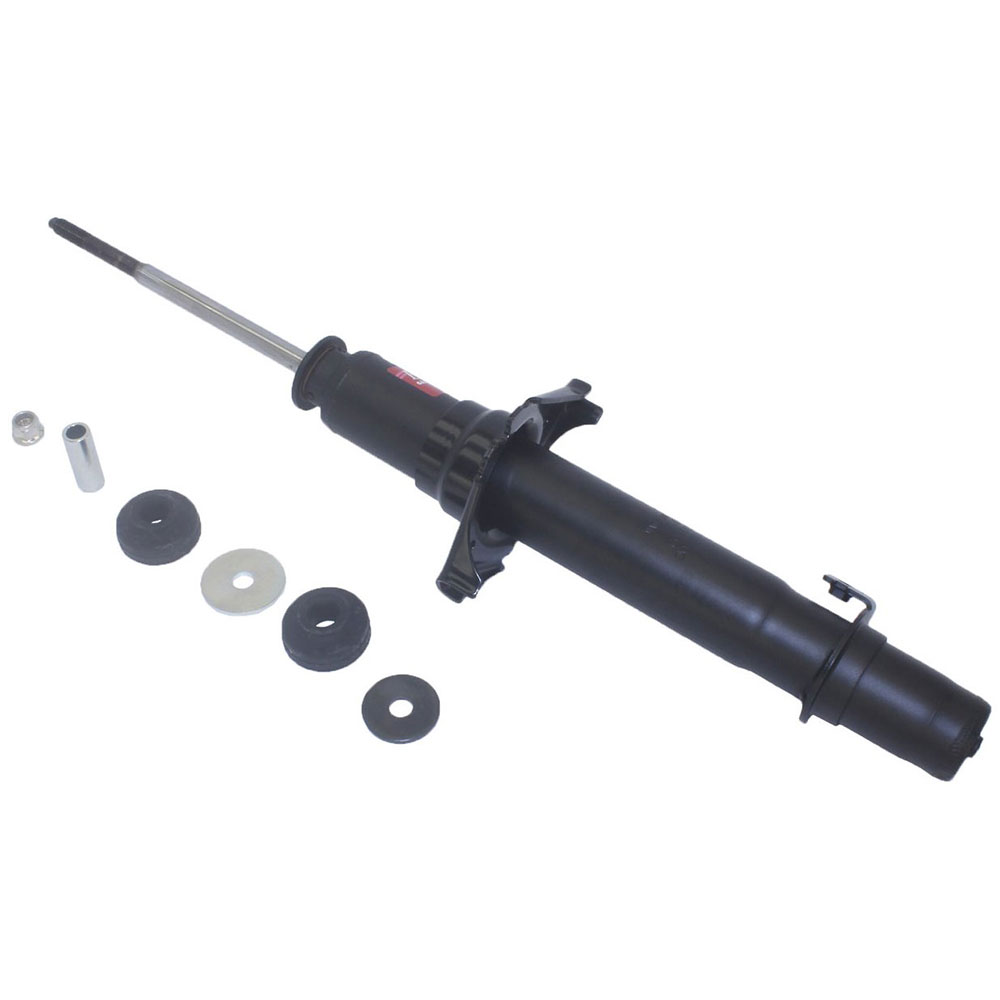 2012 Acura TL Shock And Strut Set Front And Rear