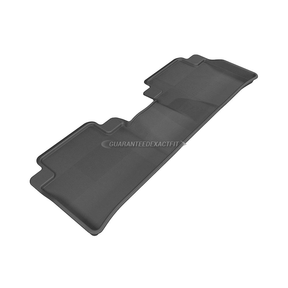 2018 Acura RDX Floor Mat Set For Use W/ 4-Way Passenger