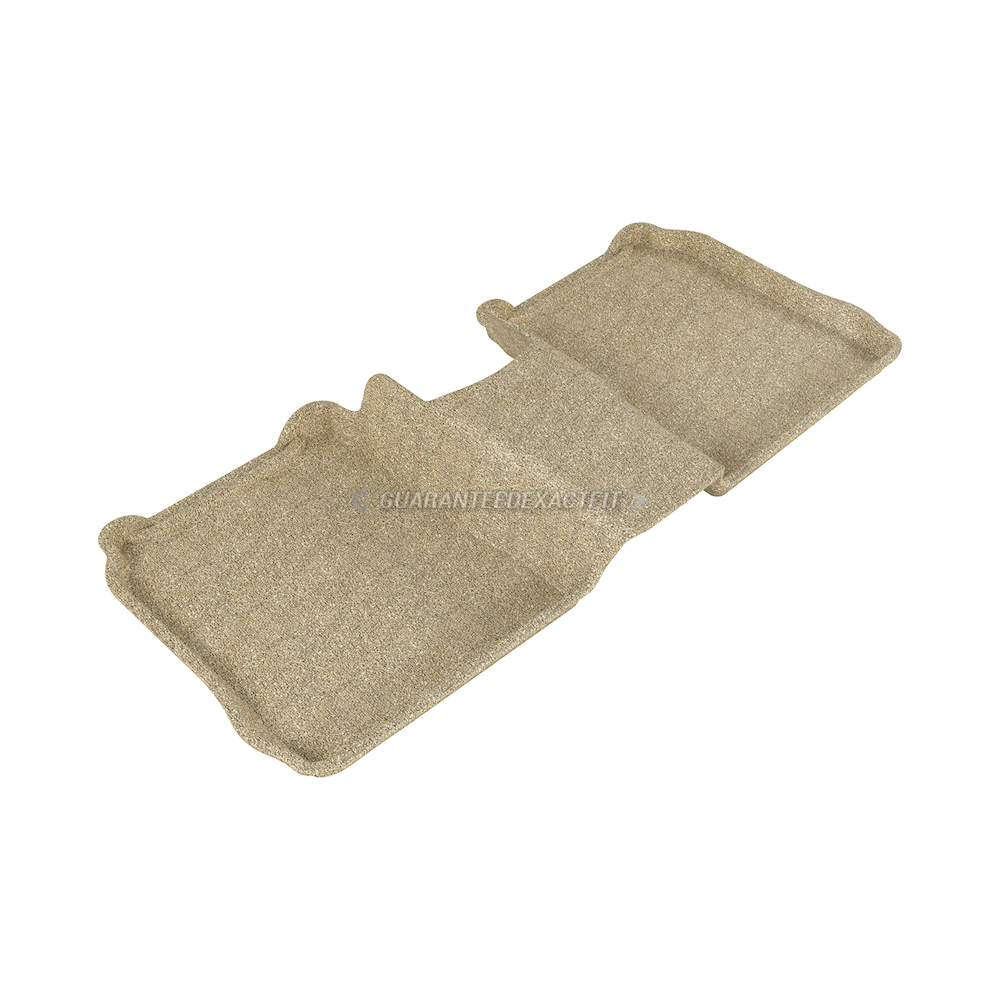 2013 Ford Flex Floor Mat Set Classic-Tan