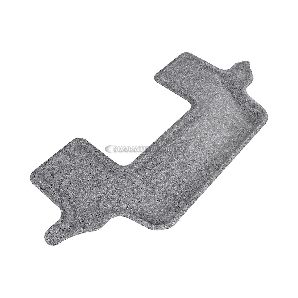 2014 Ford Flex Floor Mat Set Classic-Gray