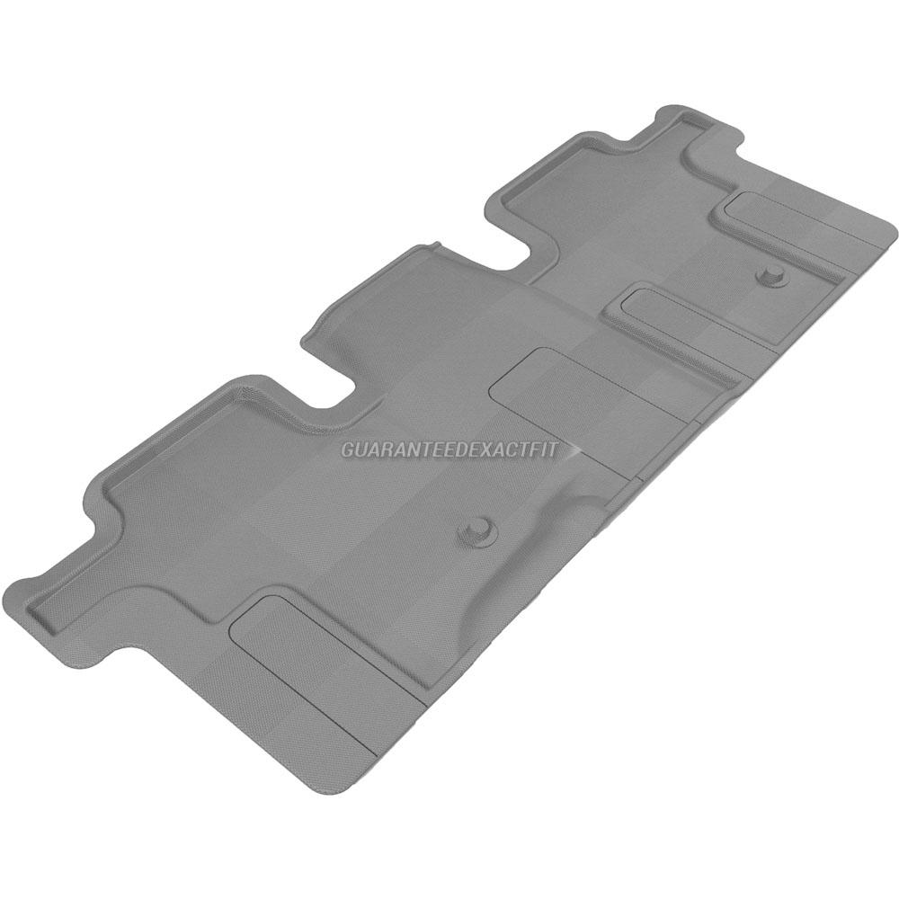 2019 Infiniti Qx60: 2019 Infiniti QX60 Floor Mat Set Kagu-Gray