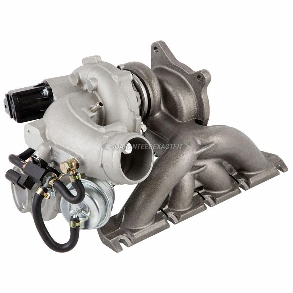 Audi A3 Turbocharger