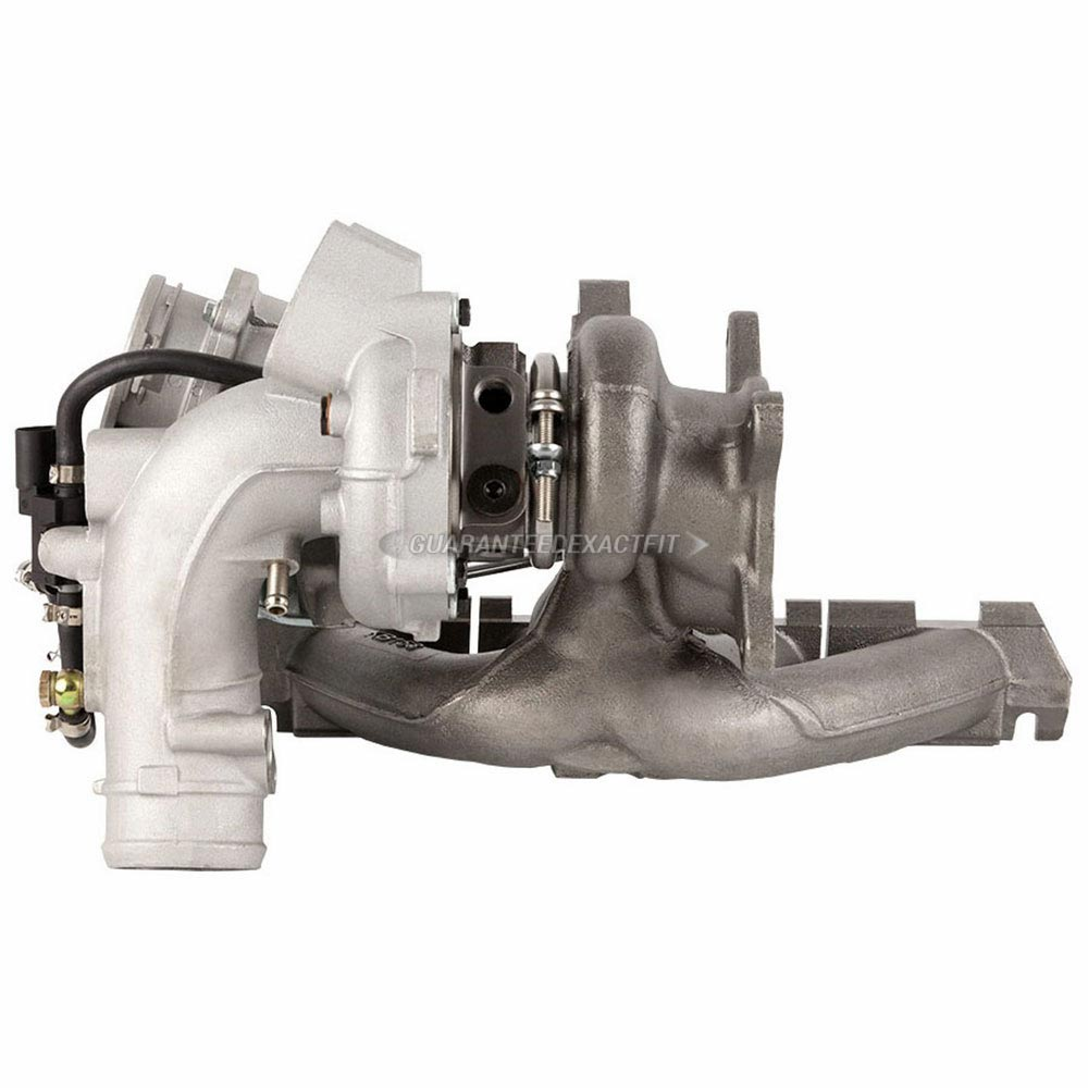 BuyAutoParts 40-31400AN Turbocharger
