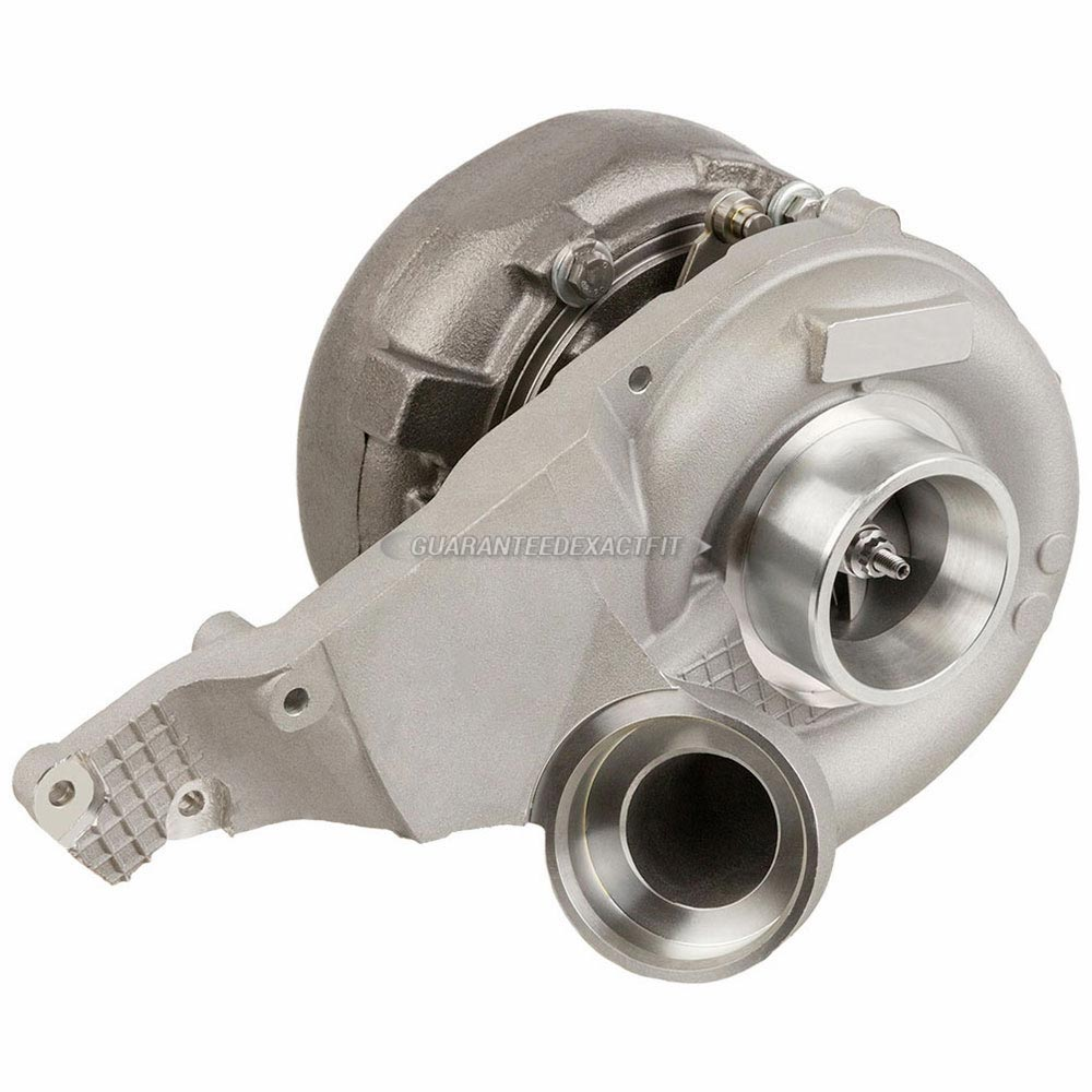Mercedes Benz  Turbocharger