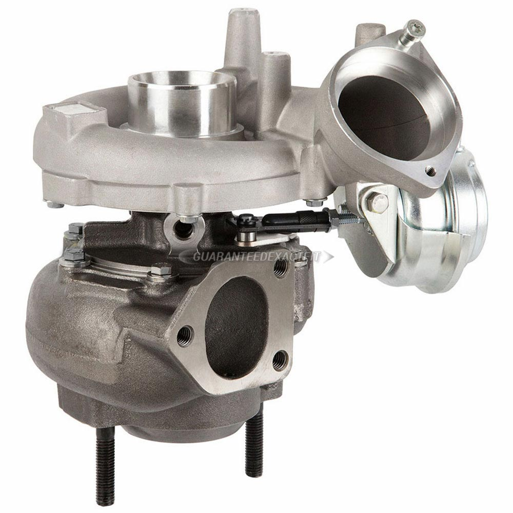 BuyAutoParts 40-31261AN Turbocharger