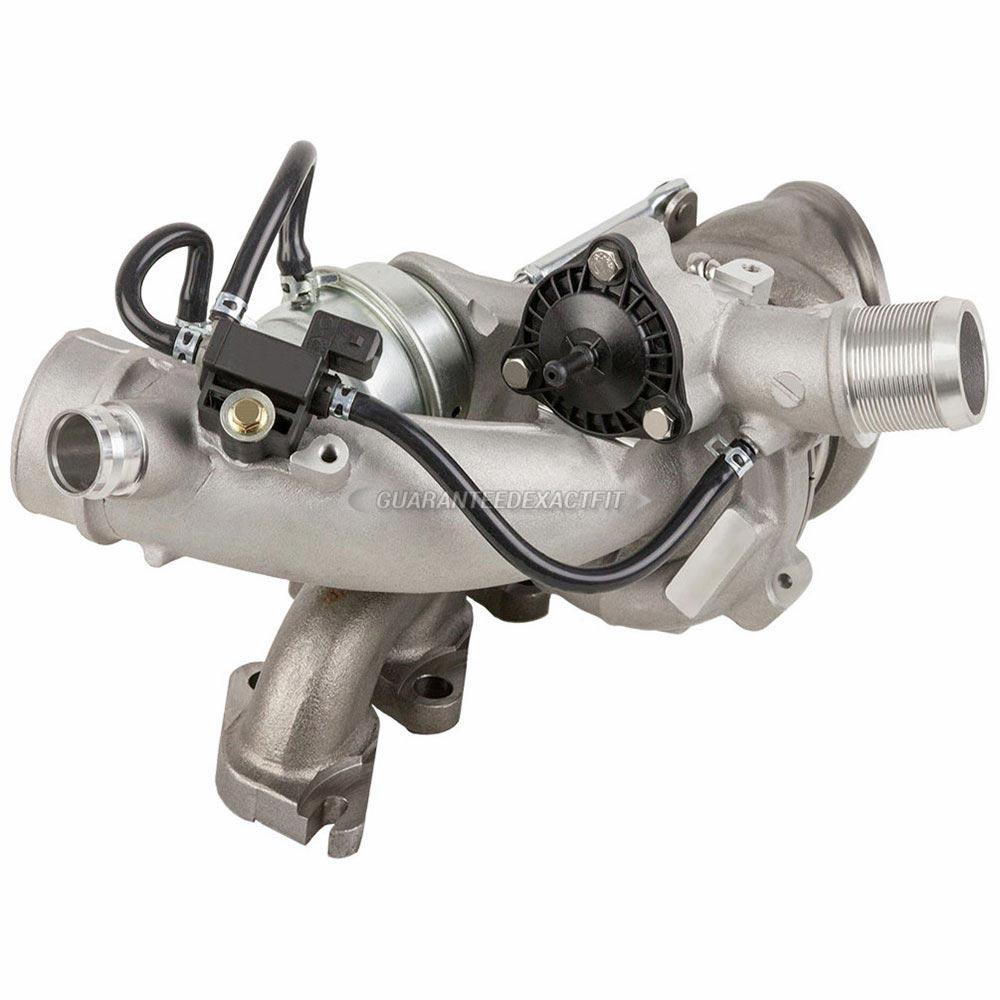 Chevrolet cruze turbocharger