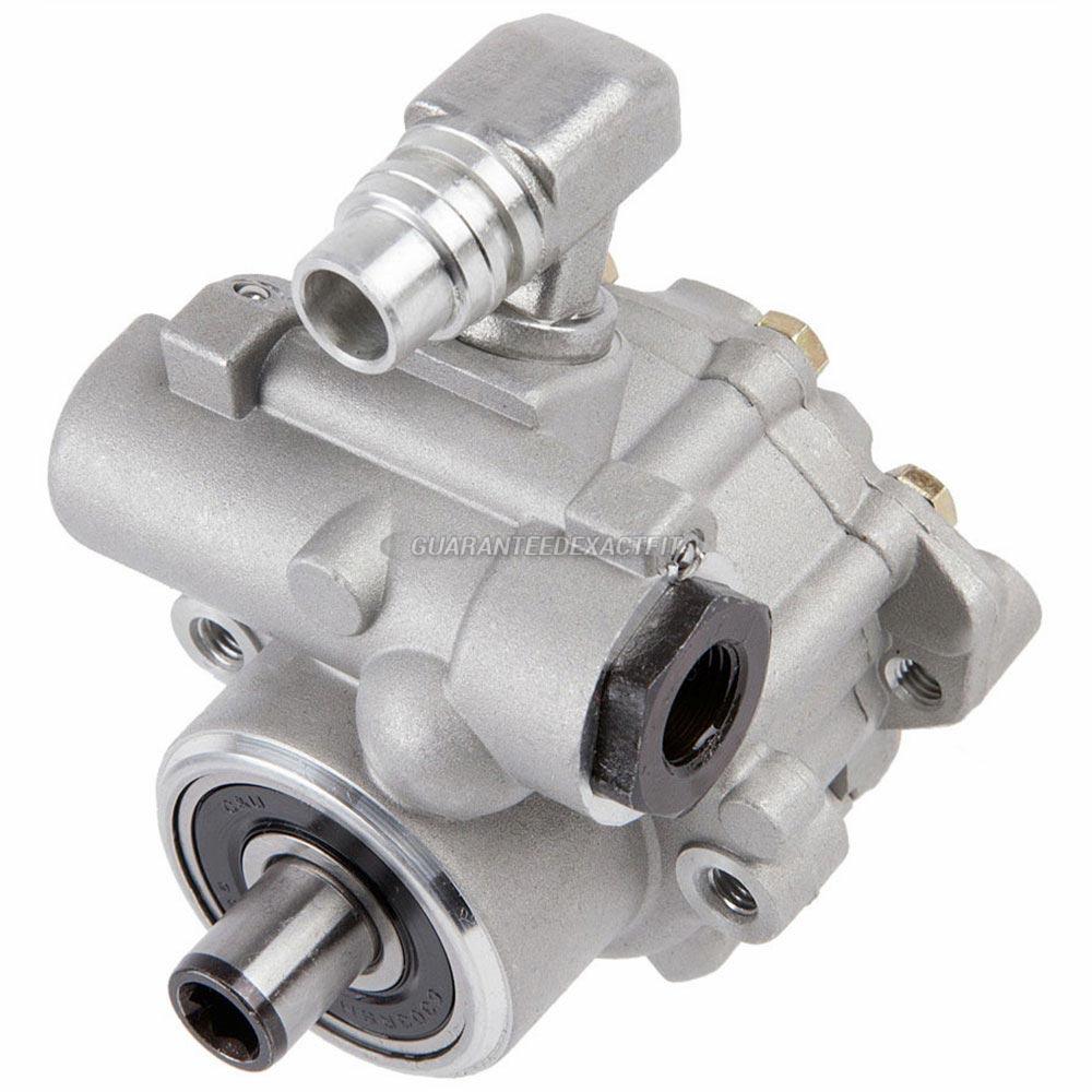 Mercedes_Benz R500 Power Steering Pump