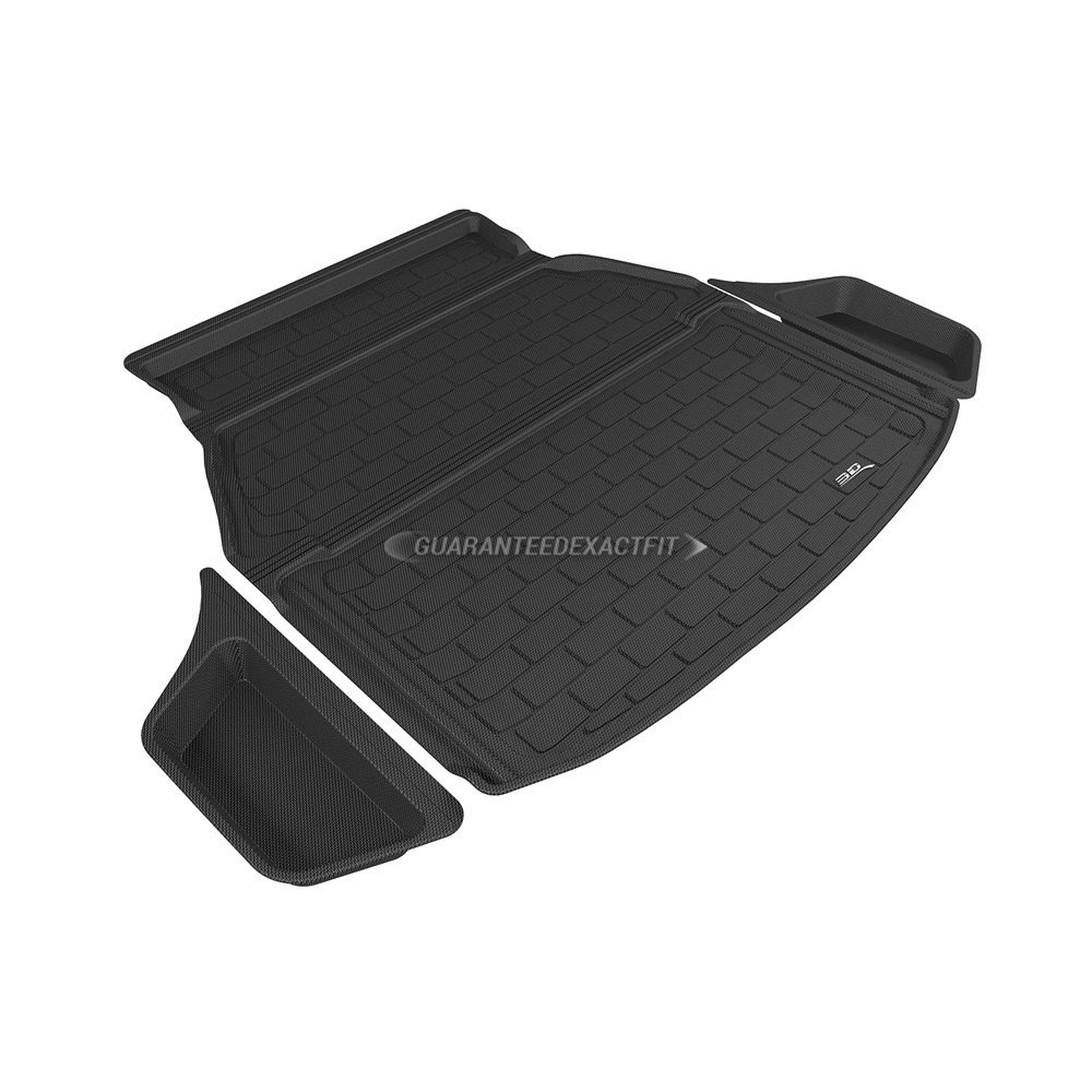 2017 Acura TLX Cargo Area Liner Stowable