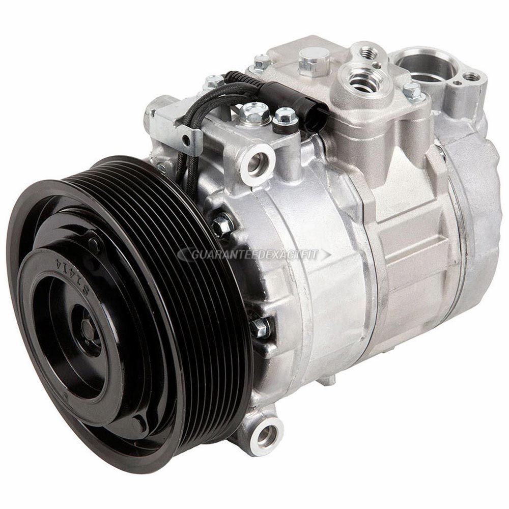 Ac compressors compressor with clutch for mercedes benz for Mercedes benz ac compressor