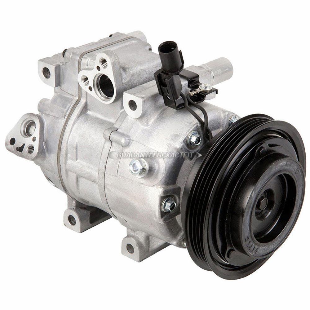 Hyundai Elantra Extended Warranty: 2012 Hyundai Elantra A/C Compressor 2.0L Engine