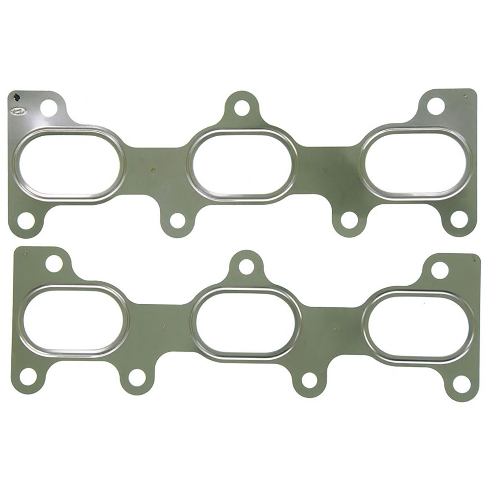 2008 Kia Rondo Exhaust Manifold Gasket Set 2.7L Engine