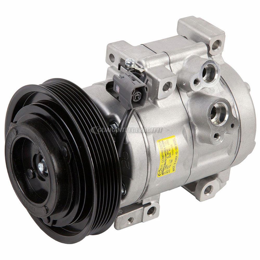 Mazda 5 New OEM Compressor w Clutch