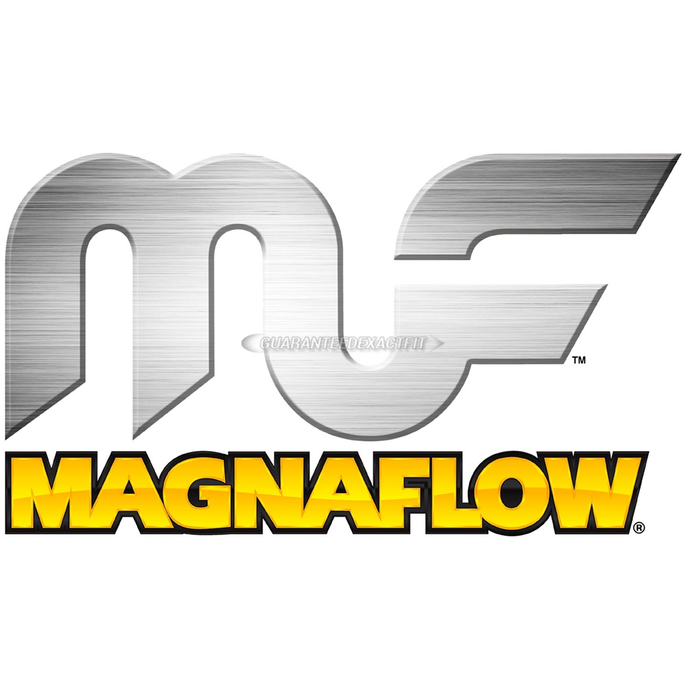 MagnaFlow Exhaust Products 332926 Catalytic Converter CARB Approved