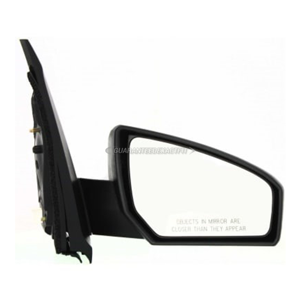 BuyAutoParts 14-11909MI Side View Mirror