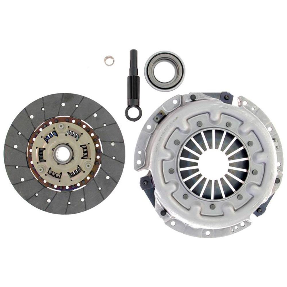 Nissan Xterra Clutch Kit