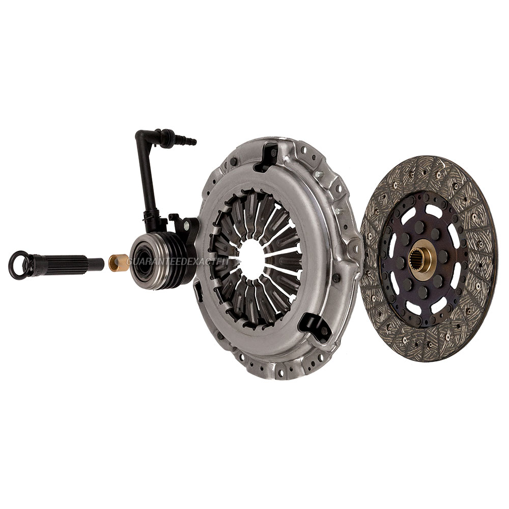 Exedy Oem Clutch Kits For Nissan Altima 2007 2011 And Sentra Diagram Of 1988 Stanza Engine Kit