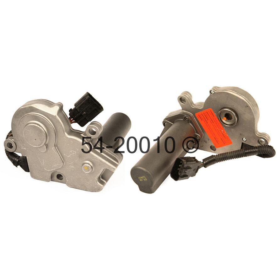GMC Suburban Transfer Case Encoder Motor