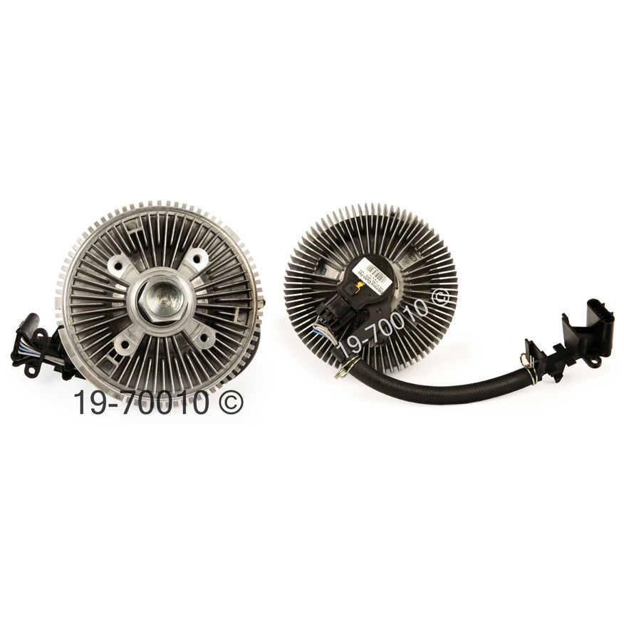 Chevrolet  Engine Cooling Fan Clutch