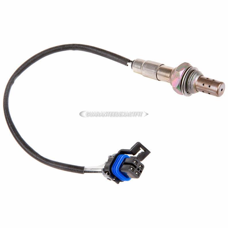 2001 Buick Lesabre Camshaft: 2001 Buick LeSabre Oxygen Sensor 3.8L