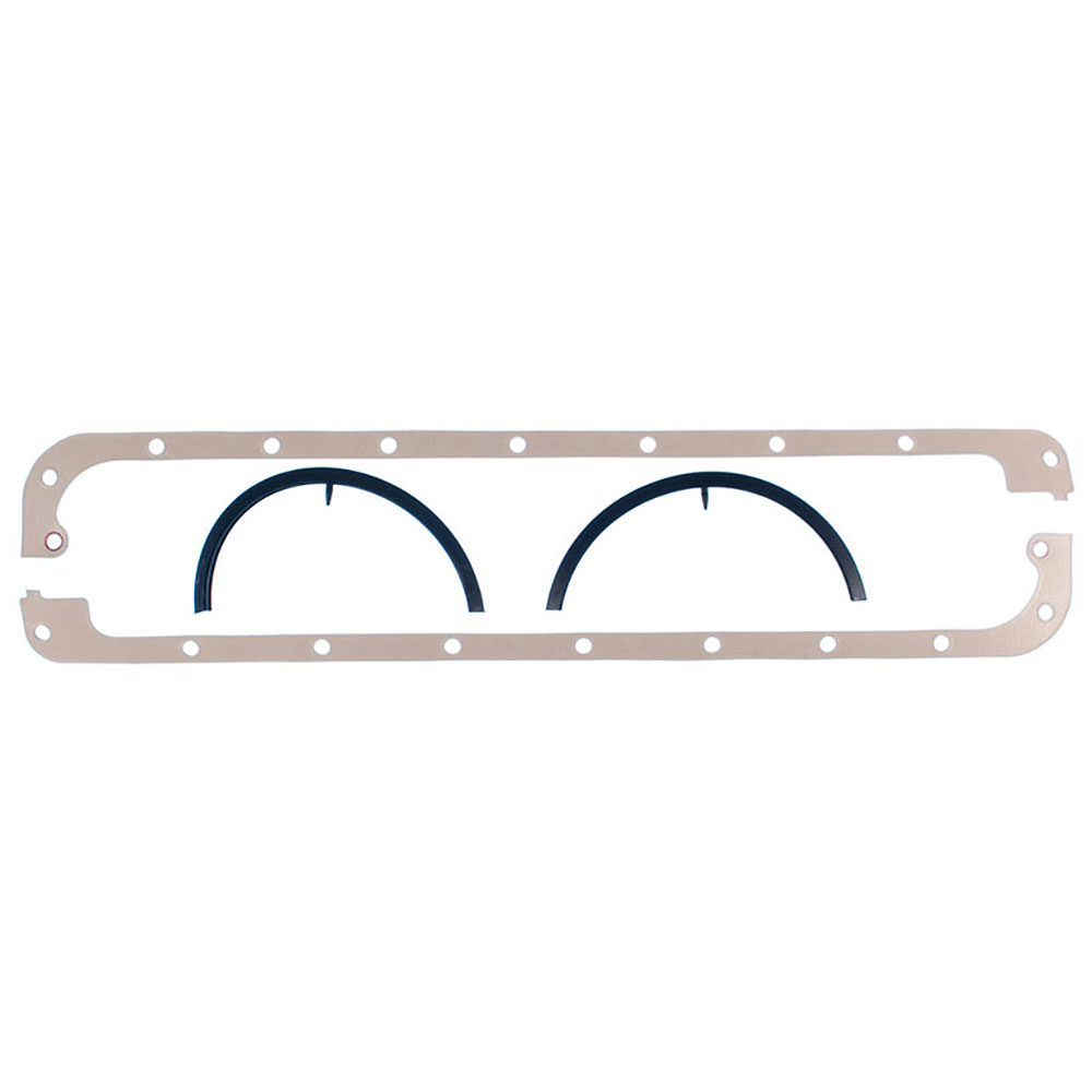 Checker  Engine Oil Pan Gasket Set