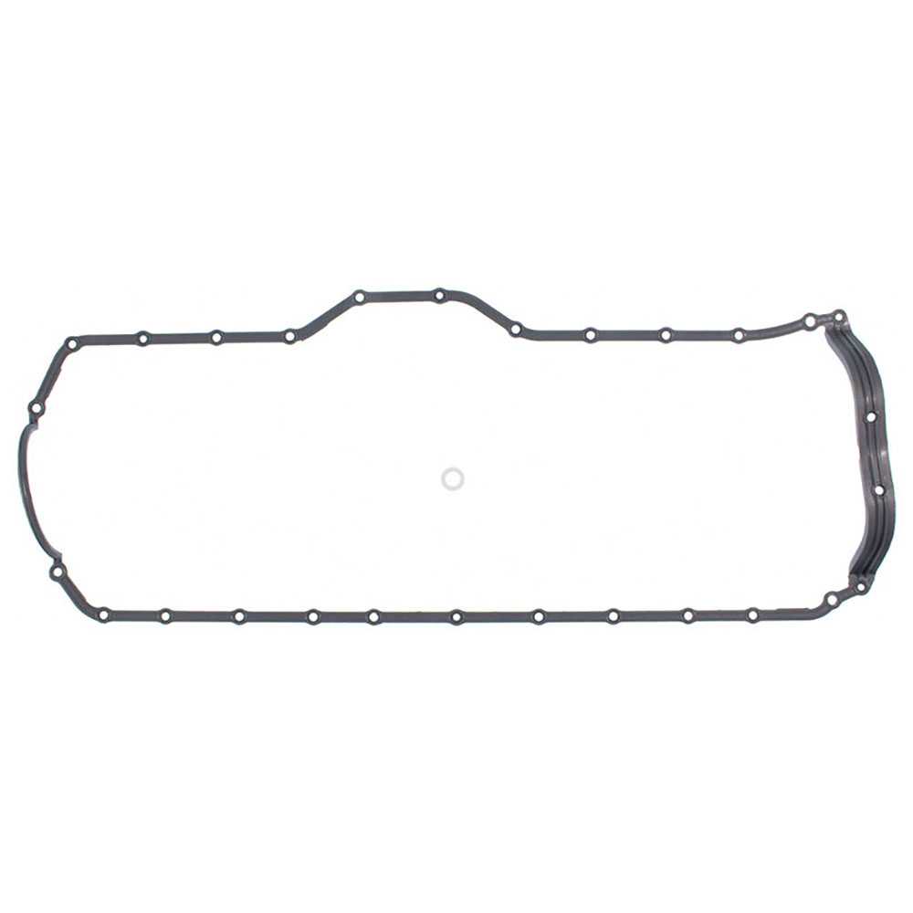 Jeep J20 Engine Oil Pan Gasket Set