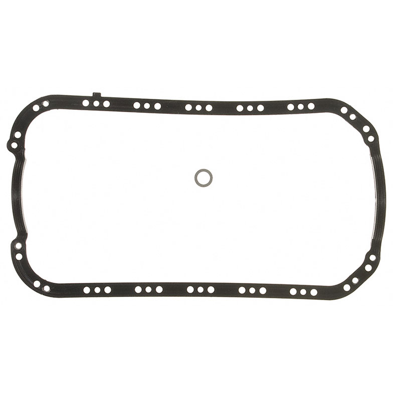 Honda Civic Engine Oil Pan Gasket Set