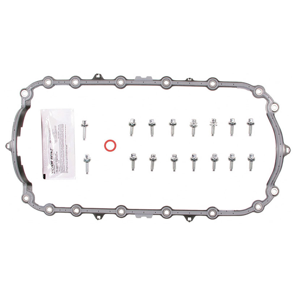 Ford Tempo Engine Oil Pan Gasket Set