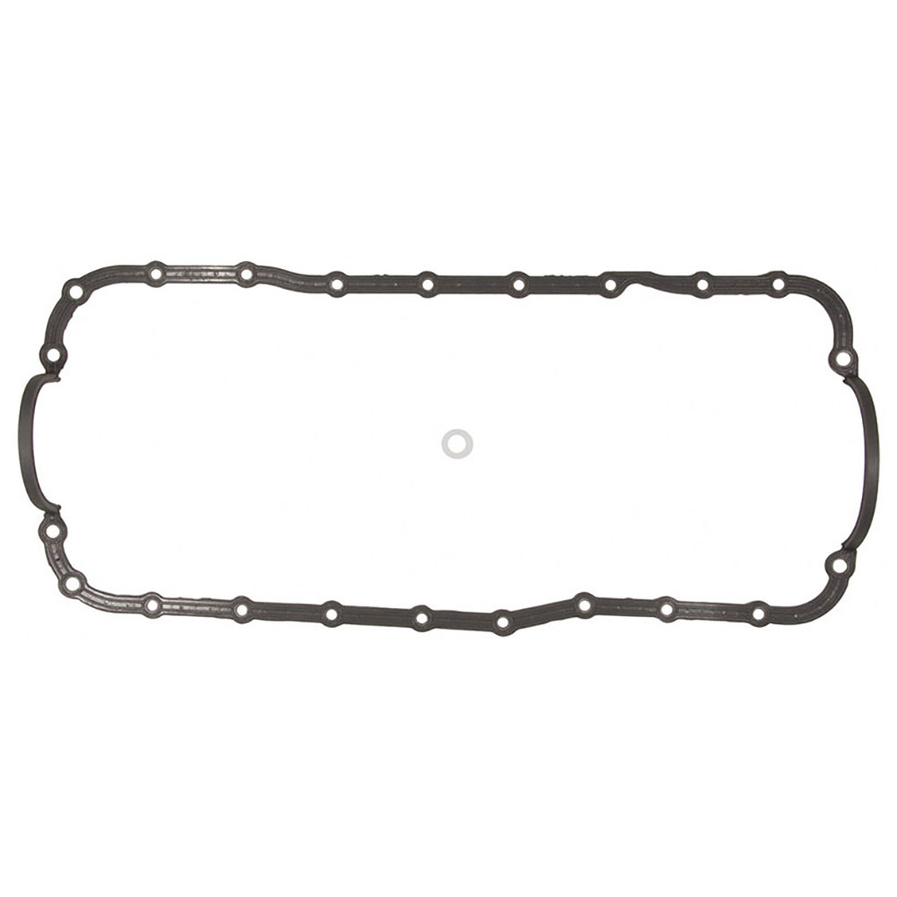 mercury mountaineer engine oil pan gasket set parts  view