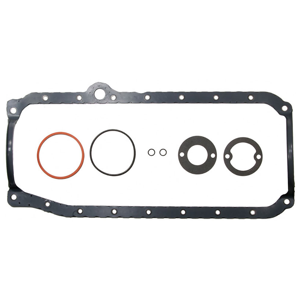 Cadillac Fleetwood Engine Oil Pan Gasket Set