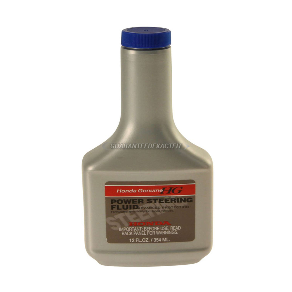Acura Honda Power Steering Fluid 12oz Bottle Genuine OEM