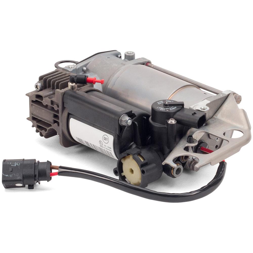2008 Audi Q7 Suspension Compressor All Models 78-10036 WO