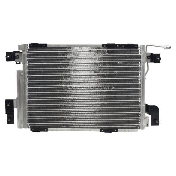 A/C Condenser 60-60016 ND