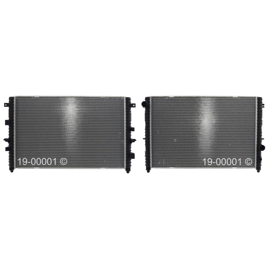 1999 Land Rover Discovery Radiator Series II Models With