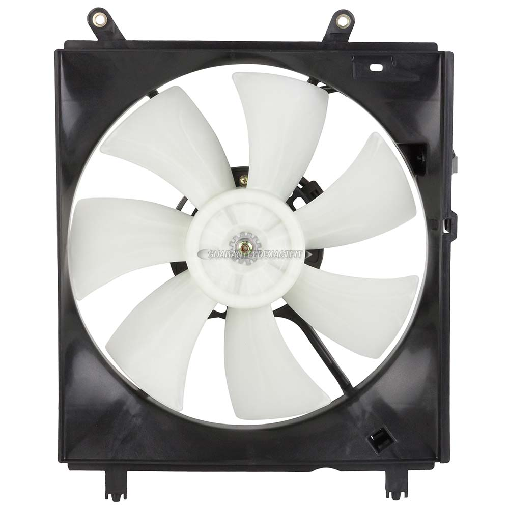 Toyota camry cooling fan assembly