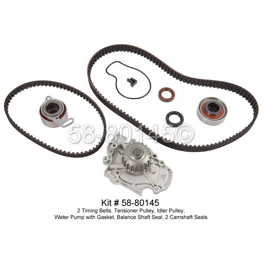 Timing Belt Kit 58-80145 TC
