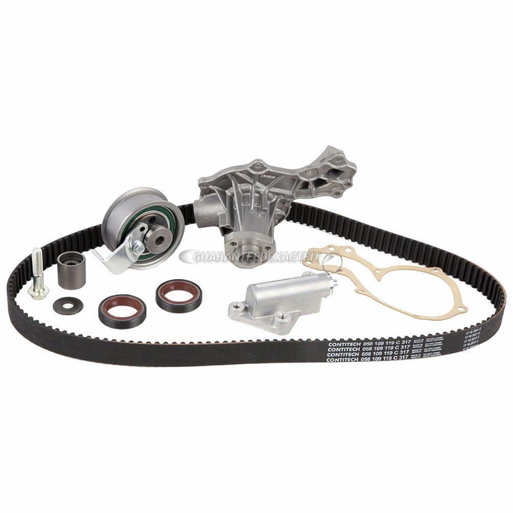 1997 audi a4 timing belt kit timing belt - pulley