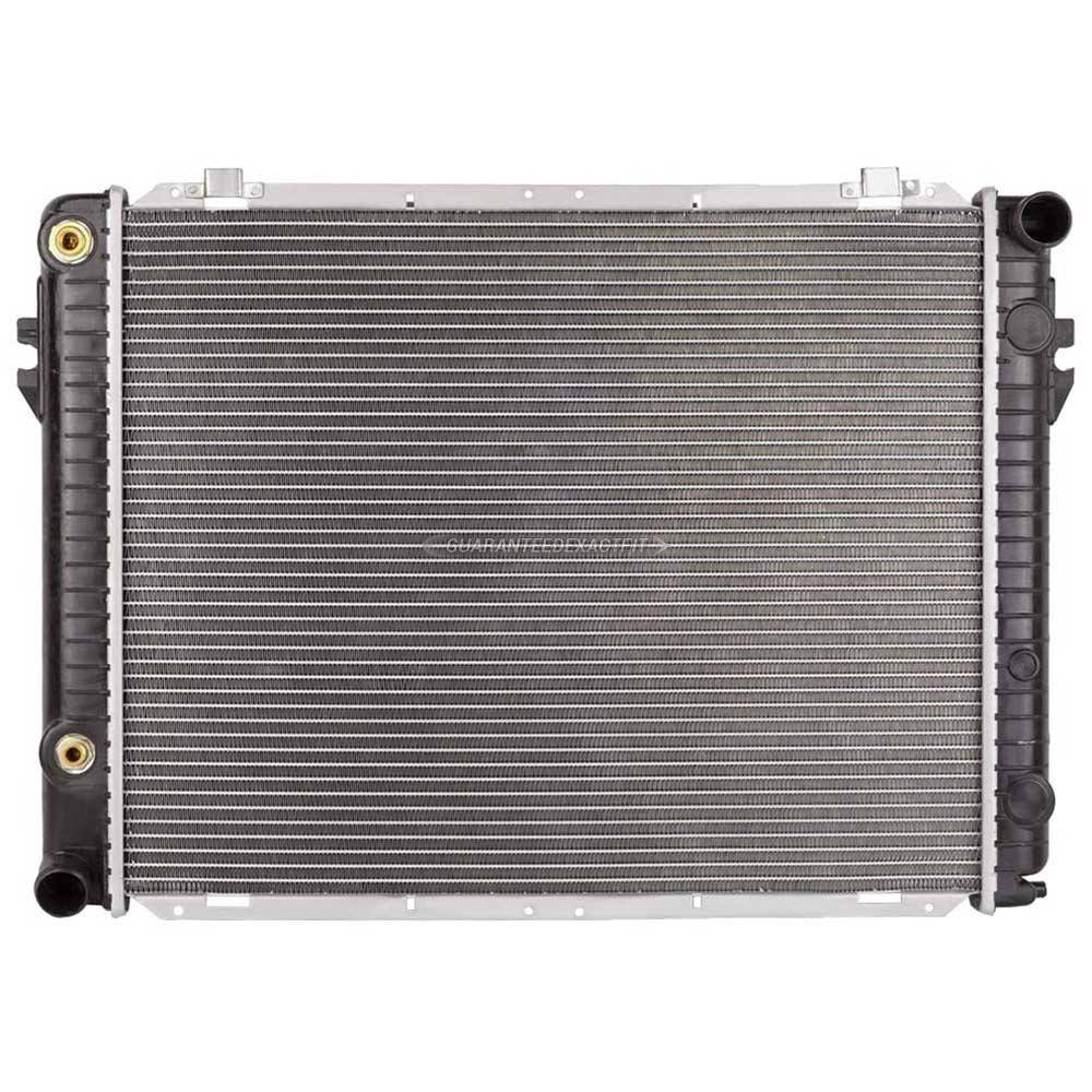 Mercedes Benz 560SL Radiator