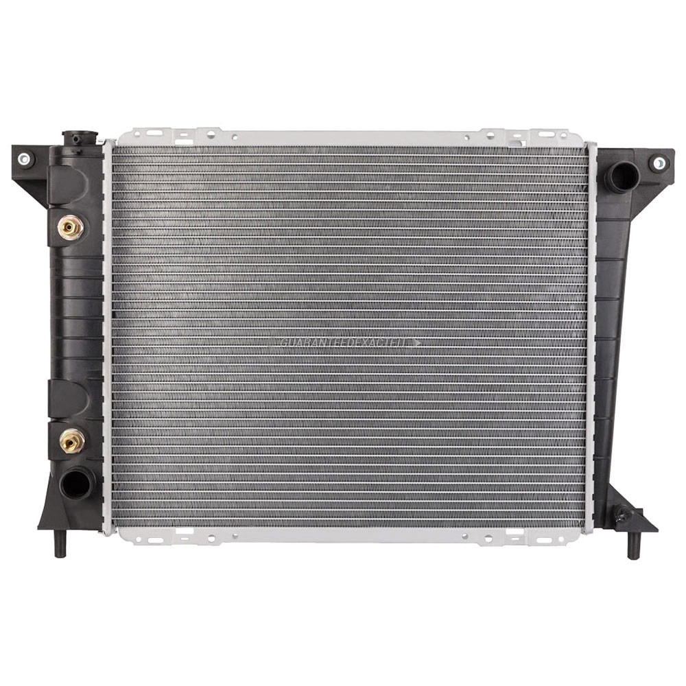 1993 Mercury Cougar Radiator