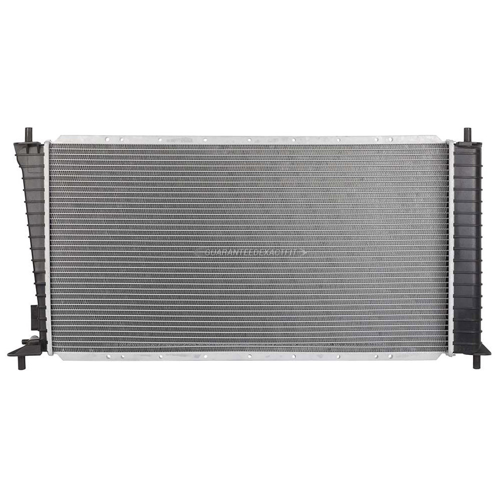 BuyAutoParts 19-01143AN Radiator