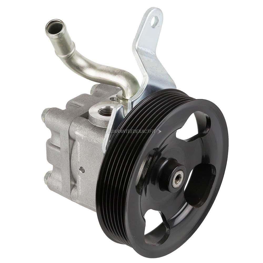 Nissan 370Z Power Steering Pump