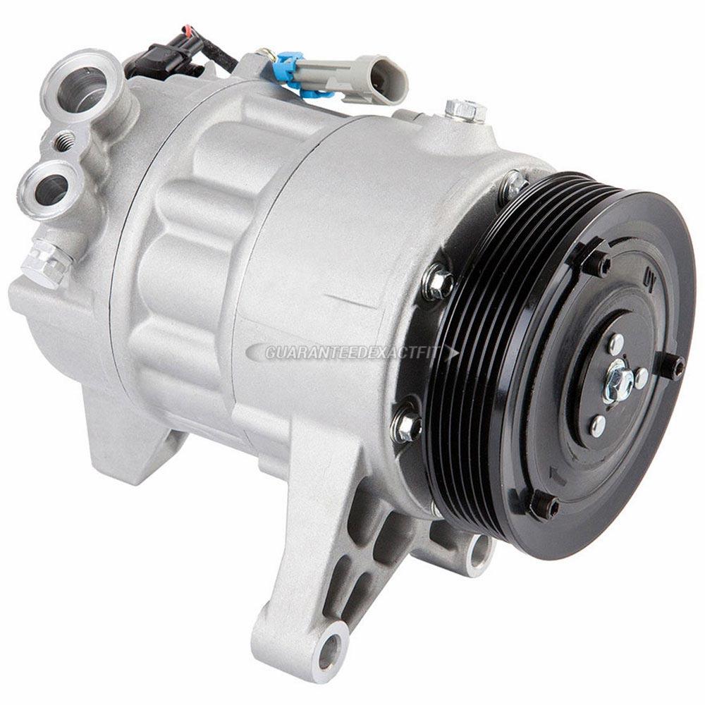 2011 Buick Lacrosse A  C Compressor 3 6l Engine 60