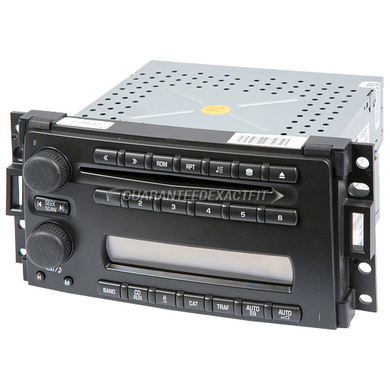 Chevrolet Uplander Radio Or Cd Player Oem Aftermarket Rhbuyautoparts: 2005 Chevy Uplander Radio At Elf-jo.com