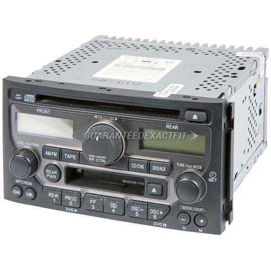 2003 2008 Honda Pilot Car Audio Pro
