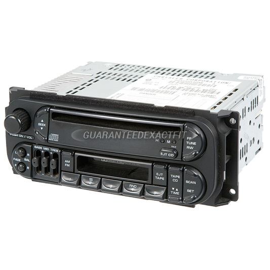 Jeep Grand Cherokee Radio or CD Player