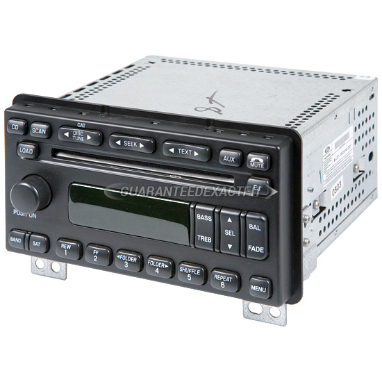 Radio Or Cd Players Remanufactured For Ford Explorer 2005 Oem Ref Rhbuyautoparts: 2003 Ford Explorer Radio Cd Player At Elf-jo.com