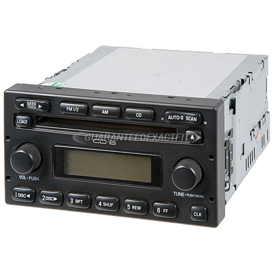 Ford Escape Radio Or Cd Player Parts View Online Part Sale Rhbuyautoparts: 2004 Ford Escape Radio At Gmaili.net