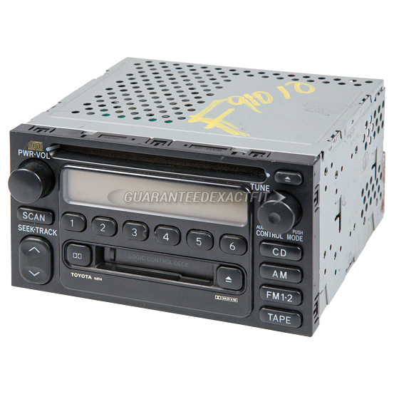 Toyota Camry Radio Or Cd Player