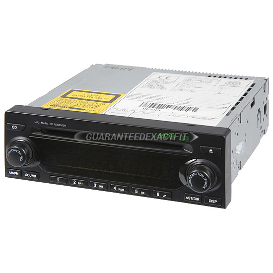Chevrolet Aveo Radio Or Cd Player Oem Aftermarket Replacement Parts