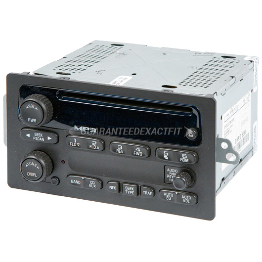 Chevrolet Colorado Radio Or Cd Player Parts View Online Part Sale Rhbuyautoparts: Factory Radio For Chevy Colorado At Gmaili.net