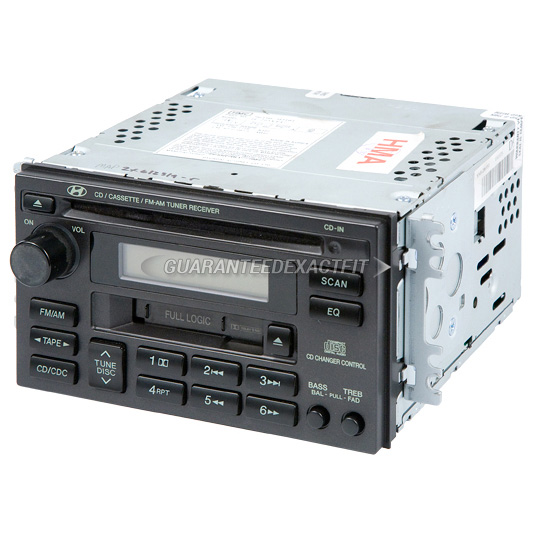 Hyundai  Radio or CD Player